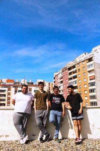 Grup de música Plombiers