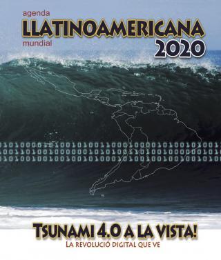 Portada de l'Agenda Llatinoamericana 2020