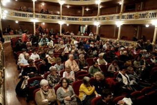 Memorimage al Teatre Bartrina