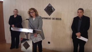 Montserrat Caelles, Teresa Pallarès i Carles Prats