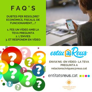 FAQ's Relacions Cíviques