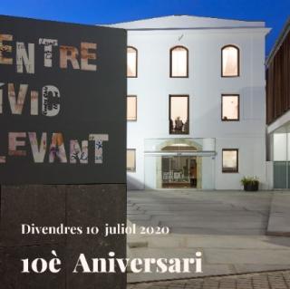 10è aniversari Centre Cívic Llevant