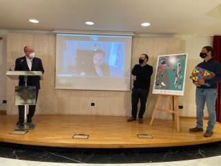 Roda de premsa de presentació del Trapezi 2021