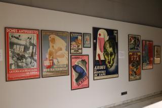 Cartells de l'exposició