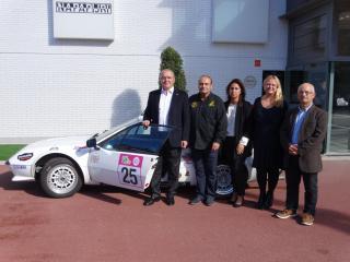 Presentació del Rally Costa Daurada Legend
