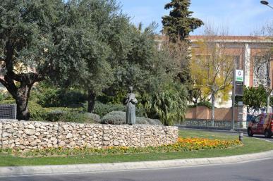 Plaça de la Pastoreta
