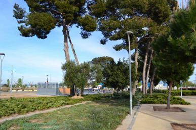 Plaça del Mas de Miret Petit
