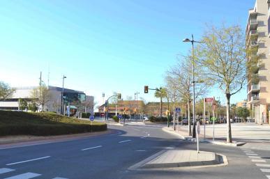 Avinguda de Marià Fortuny