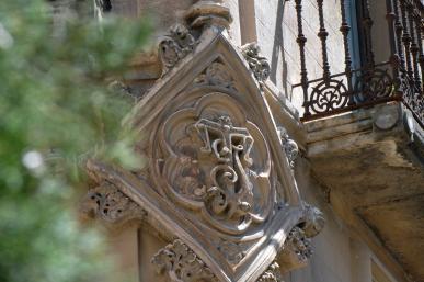 Casa Tarrats  - detall