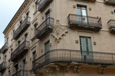 Casa Tarrats - exterior