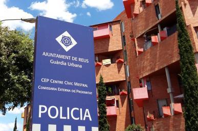 Guàrdia Urbana: Comissaria Externa de Proximitat al Centre Cívic Mestral