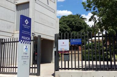 Guàrdia Urbana: Comissaria Externa de Proximitat al Centre Cívic Migjorn