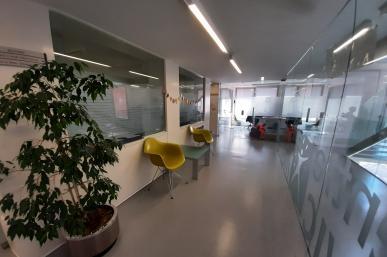 Centre Cívic Mestral interior