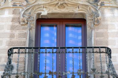 Casa Sagarra - Detall