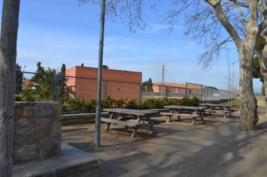 Zona de picnic a la Boca de la Mina