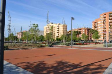 Plaça dels Ganxets