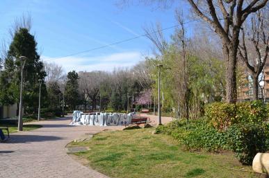 Parc de Sant Jordi 2