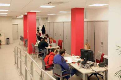 Oficina d'Atenció Ciutadana (OAC) Vista 2