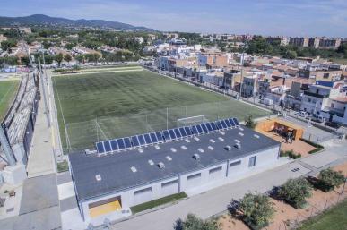 Annex Estadi municipal