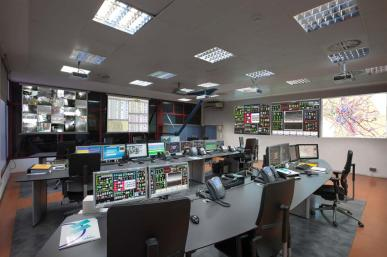 Centre de control de Reus Mobilitat i Serveis