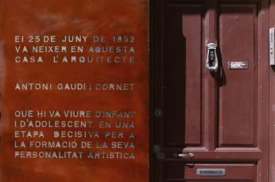 Casa natal d'Antoni Gaudí