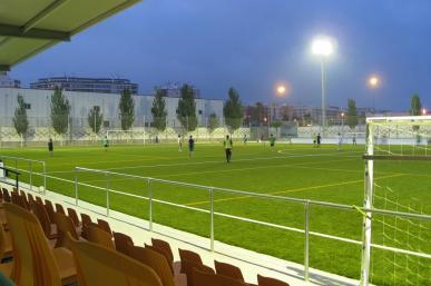 Camp de futbol municipal de la Pastoreta