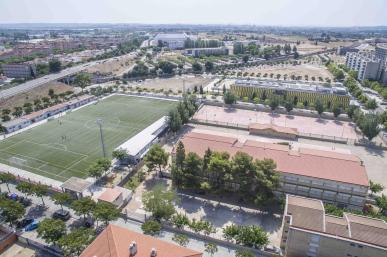 Camp de futbol municipal Mas Iglesias