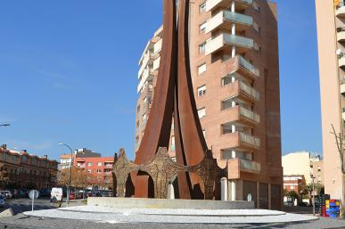 Escultura de la Sardana