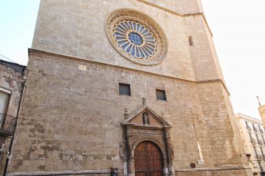 Prioral de Sant Pere - Exterior