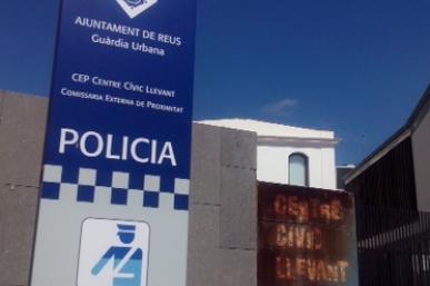 Guàrdia Urbana: Comissaria Externa de Proximitat al Centre Cívic Llevant