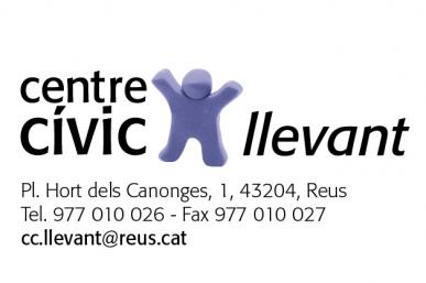 Logotip Centre Cívic Llevant