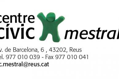 Logotip Centre Cívic Mestral