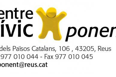Logotip Centre Cívic Ponent