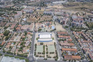Pavelló Olímpic Municipal