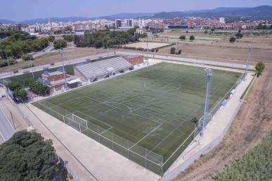 Camp de futbol municipal Reddis
