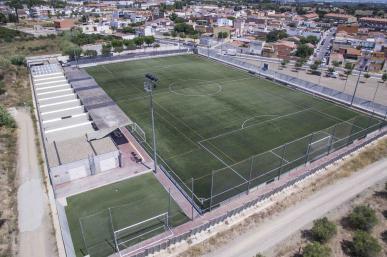 Camp de futbol municipal Districte V
