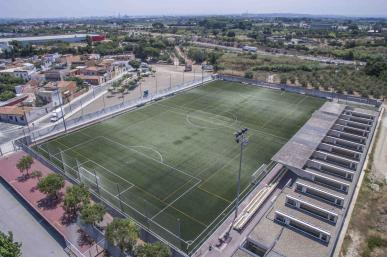 Camp de futbol municipal Districte V