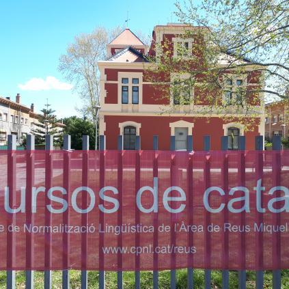 Accedeix a Imatge exterior Mas Vilanova, seu del CNL de Reus