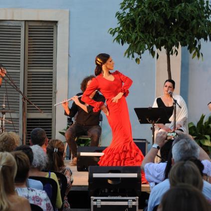 Accedeix a Alquimia Flamenco