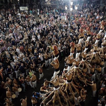Accedeix a Reus farà la Diada Castellera del Mercadal
