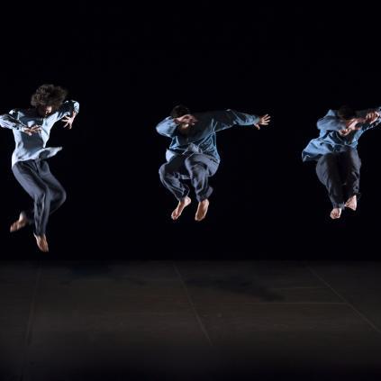Accedeix a Imatge de la companyia Umma Umma, que actua dissabte al Teatre Bartrina