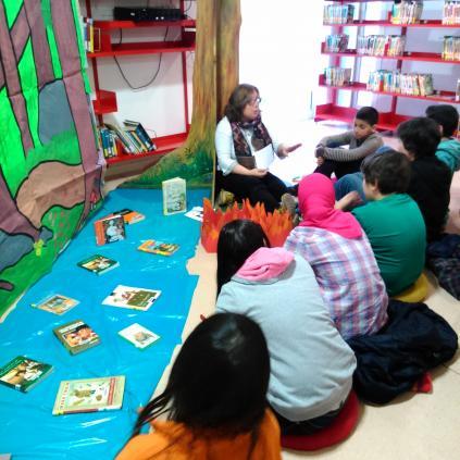 Accedeix a Foto Clubs de Lectura a les Biblioteques Municipals
