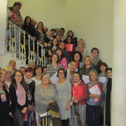 Accedeix a Imatge voluntaris i aprenents Voluntariat per la Llengua Reus i Baix Camp
