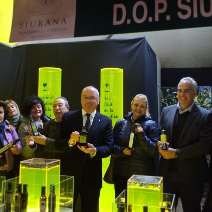 Accedeix a Foto de la inauguració de la fira