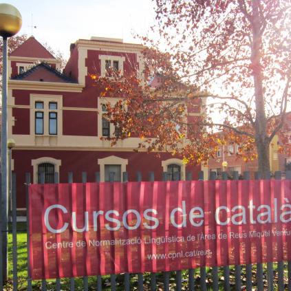 Accedeix a Imatge exterior de la seu del CNL de Reus a Mas Vilanova