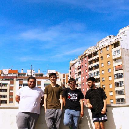 Accedeix a Grup de música Plombiers