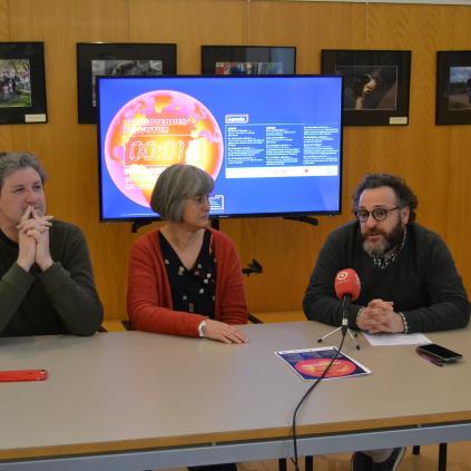 Accedeix a Presentació del programa d'activitats a la Biblioteca Xavier Amorós
