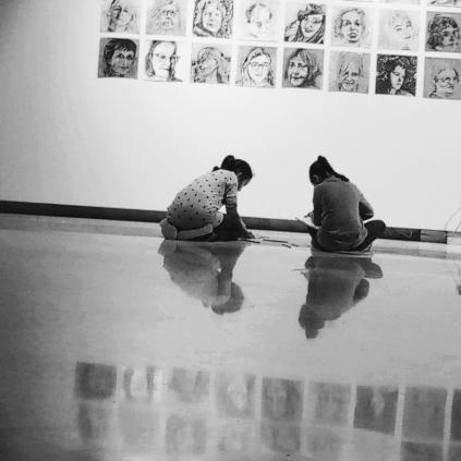 """Accedeix a Exposició """"Solcs"""" de Teresa Felip"""