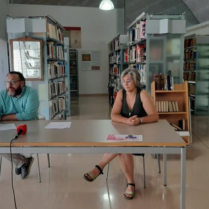 Accedeix a Presentació de les activitats d'estiu de les Biblioteques Municipals