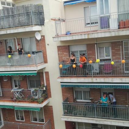 Accedeix a Associació de Veïns 25 de semtembre. Autor: Josep Ramon Ferré